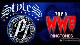 Top 5 Best WWE Ringtones 2019 |Download Now| RINGTONE UNITED.