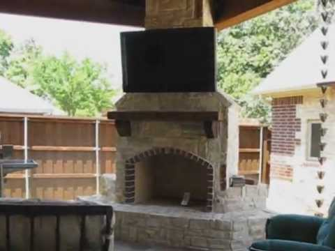 Outdoor Living Spaces by Avery Homes