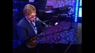 Elton John - Original Sin - Top Of The Pops 2 - Wednesday 26th September 2001