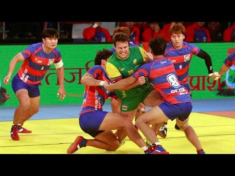South Korea vs Iran : Kabbadi World Cup 2016, Match Preview | Oneindia News