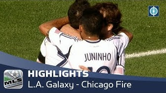 HIGHLIGHTS | L A Galaxy - Chicago Fire (4:0) | MLS | 1. Spieltag | 03.03.2013