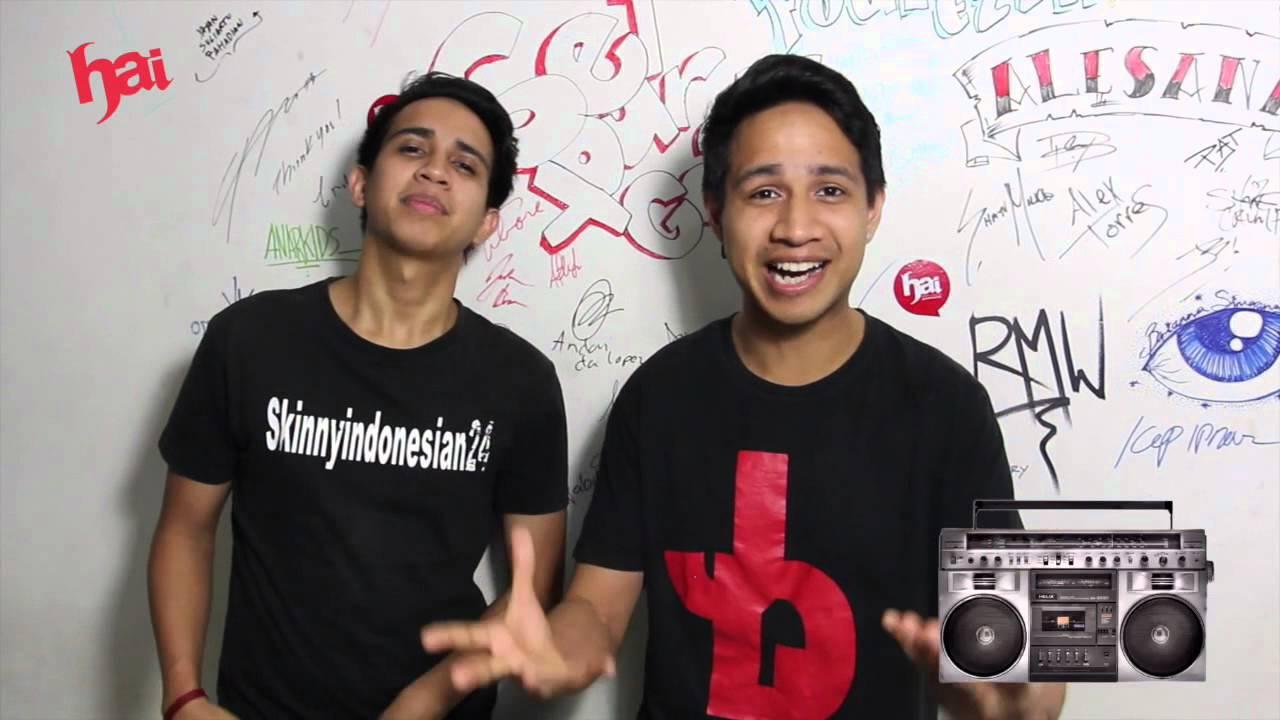 Cara mudah bikin Vlog ala SkinnyIndonesian24 - YouTube