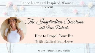 Inspiration Session with Anna Richards and Renee Kacz