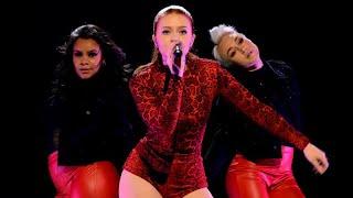 Nathalie Brydolf: That don't impress me much – Shania Twain - Idol 2018 - Idol Sverige (TV4)
