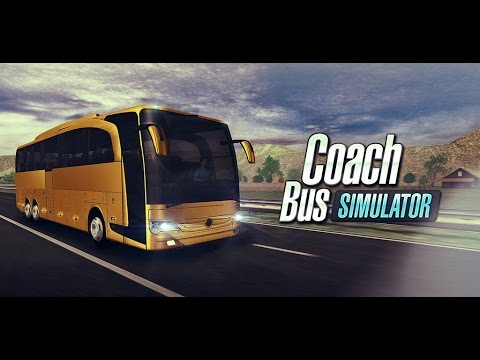 Coach Bus Simulator - Trailer (Android & iOS)