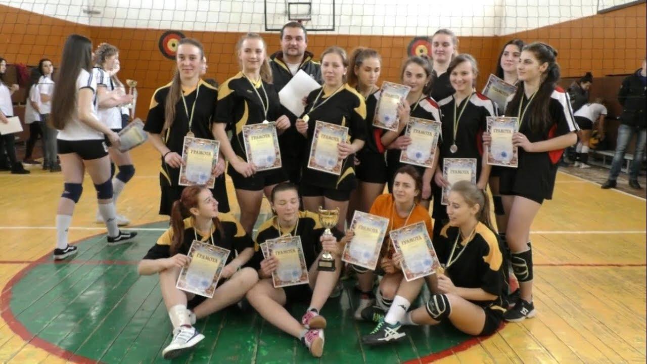 Фінальні ігри Відкритої першості Бродівського району з волейболу серед жіночих команд (ТРК