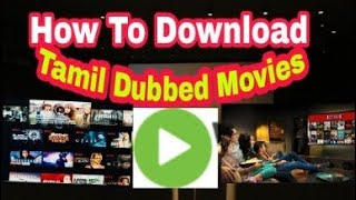 Tamil Dubbed Movies Latest HD Movies From isaidub