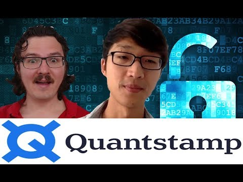QuantStamp / QST - ICO CEO Richard Ma Interview