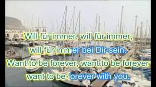 Eisblume - Für immer with lyric and English translation