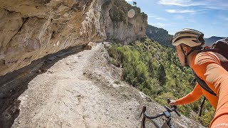 Cycling on Spain's Gravel Roads, Province of Cuenca