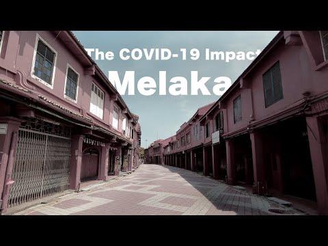 How bad is COVID-19 IMPACTING Melaka Tourism? [4K]