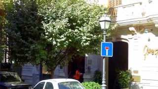 Mallorca Tourist Video with street Map: Part 4 Palma de Mallorca