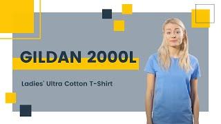 Gildan 2000L Ladies