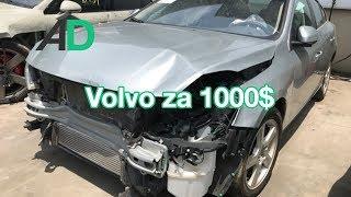 Czy opłaca się z USA sprowadzać tanie auta? Kupujemy na IAAI Volvo za $1000.