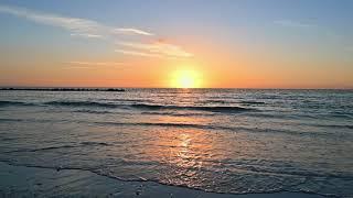 1 17 21 Honeymoon Island Sunset