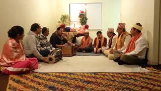 nepali bhajan- ram sita by tara acharya