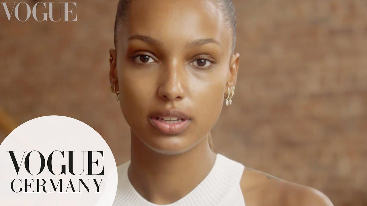 Victoria's Secret-Engel Jasmine Tookes kreiert ihren natürlichen Tageslook