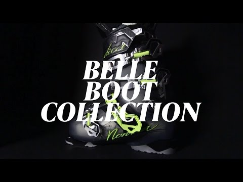 Nordica 2016 Belle Boot Collection