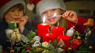✨ 🎁 Рождественские традиции Западной Германии! 🍗🍷