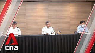 COVID-19 tests to be available to anyone in Singapore who needs it | Full news conference