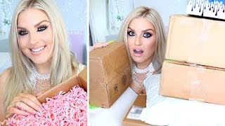 Biggest Unboxing Haul EVER! ♡ RY.com.au, Princess Polly, Too Faced, Urban Decay, Benefit & More!!