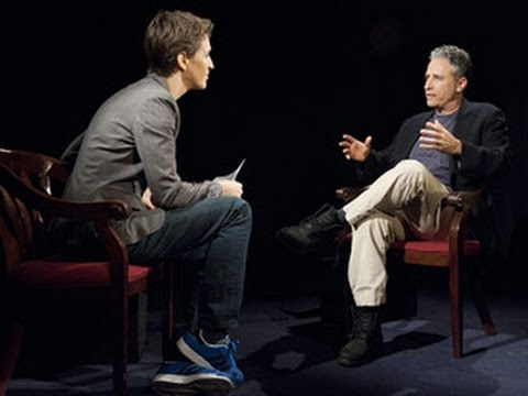 Jon Stewart Interview by Rachel Maddow