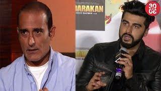 Akshaye Khanna On Sanjay Dutt Biopic | Arjun On Comparisons With Varun