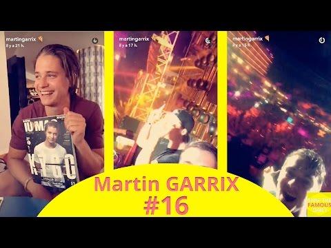 Martin Garrix mixes with Kygo in Ibiza - snapchat - july 22 2016
