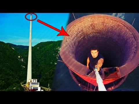 TOP 7 Urban Climbing Videos!