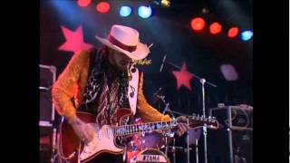 Stevie Ray Vaughan - Voodoo Child (Slight Return) Live At Montreux 1985