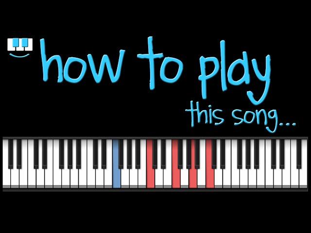 PianistAko tutorial solo ALA-ALA MO piano white lies - YouTube