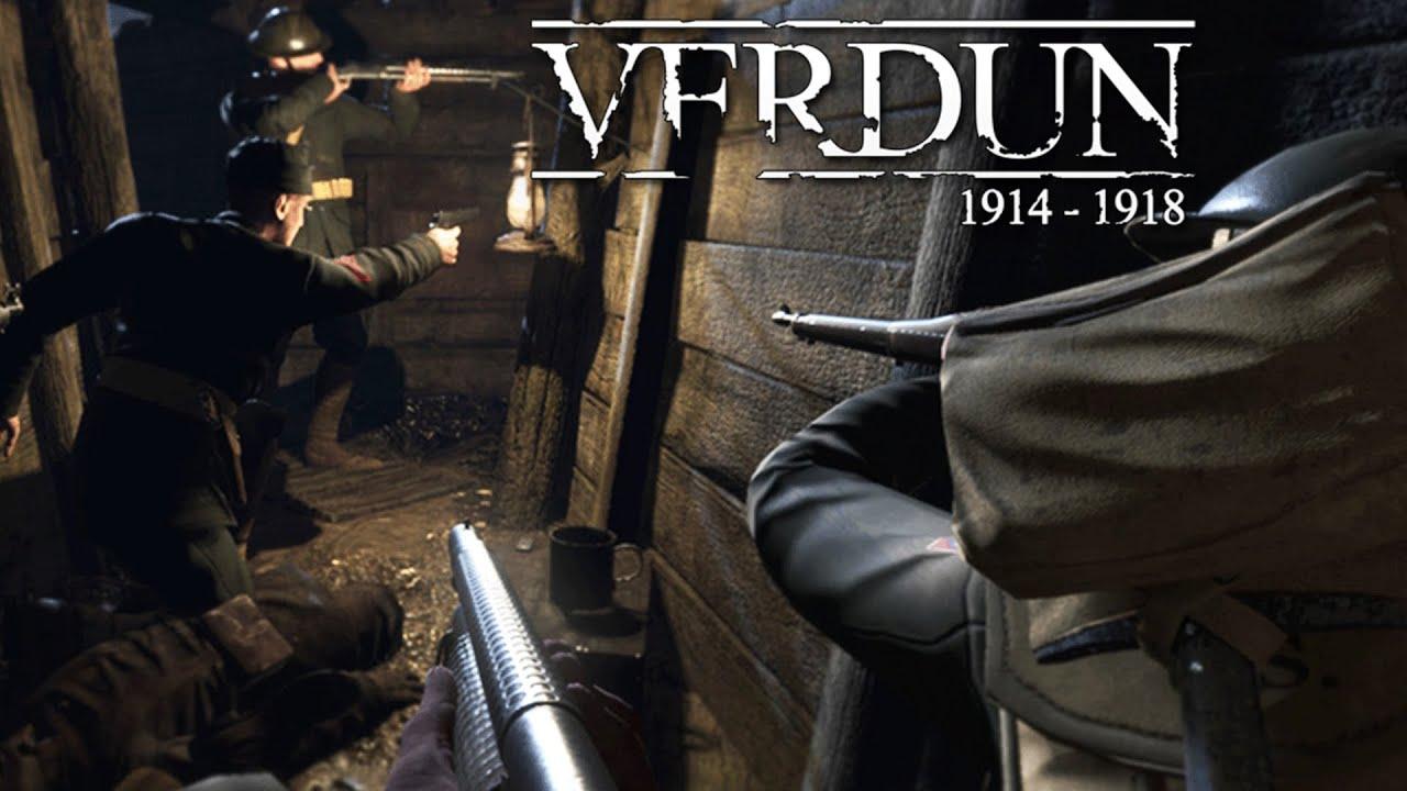 Baby Live Wallpaper Hd Trench Shotgun Slaughter Battlefield 1 Hype Verdun
