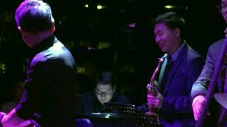 Jamming with Coco Zhao at Heyday in Shanghai