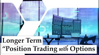 Longer Term Position Trading with Options - Life Changing gains!