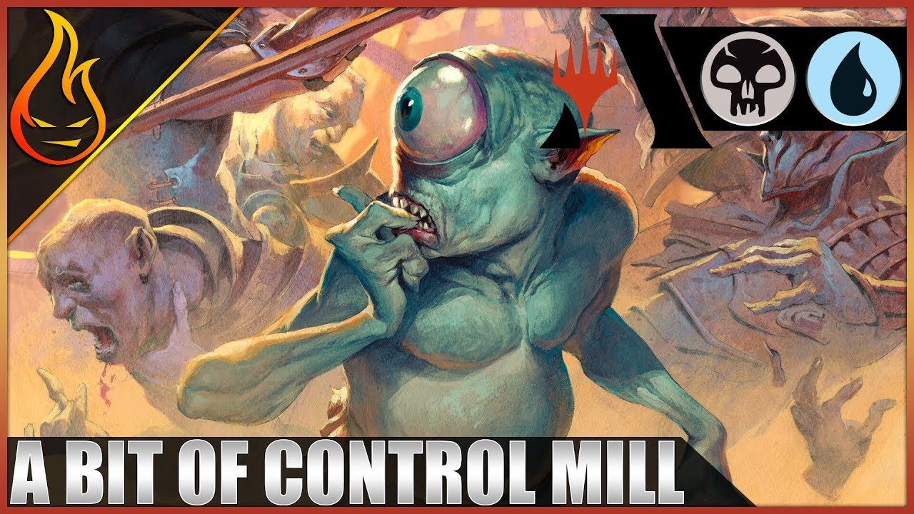 A Little Control Mill Fun Magic The Gathering Arena Core Set 2020