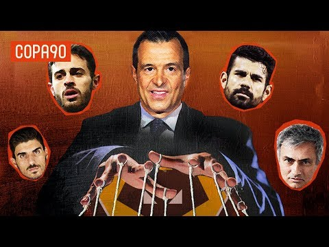 Who REALLY is Jorge Mendes? The Man Pulling The Strings