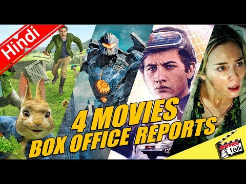 4 Movies Box Office Reports [Explained In Hindi]
