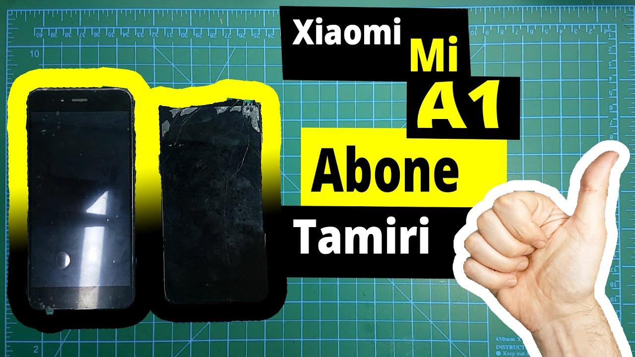Kahramanmaraş - Eskişehir Dondurma Tamir Ettim Xiaomi Mi A1
