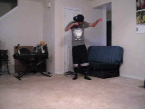 Omarion I Get It In......My 1st Choreography Dance