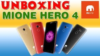 Unboxing MiOne Hero 4 | Hindi / Urdu | by: White Tech