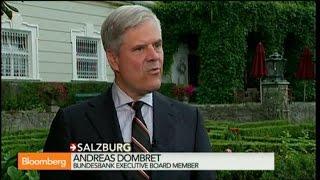 Bundesbank's Dombret Says `Reform Fatigue' One of Biggest Risks