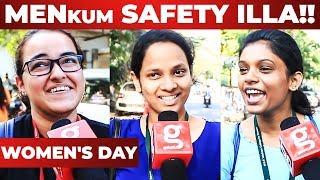 """Konjam BAYAMA dham Irukku"" – Chennai Girls | Uncovering The Secrets Within Women"