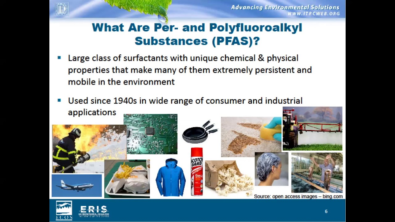 Down the Drain with PFAS: The Latest on Testing, Measuring