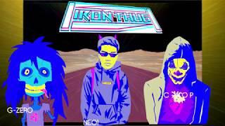 "IRON THUG - ""เดินไป"" NEO1 ft. C-HOP,G-$ick (Audio)"