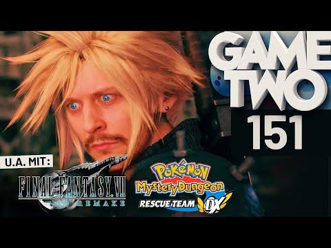 Final Fantasy VII, Pokémon Mystery Dungeon, Zombie Army 4   Game Two #151