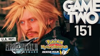 Final Fantasy VII, Pokémon Mystery Dungeon, Zombie Army 4 | Game Two #151