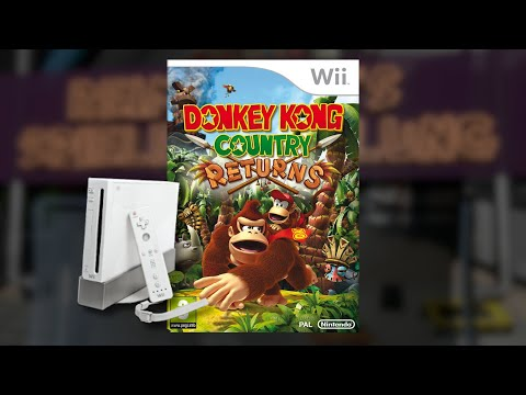 Gameplay : Donkey Kong Country Returns [WII]