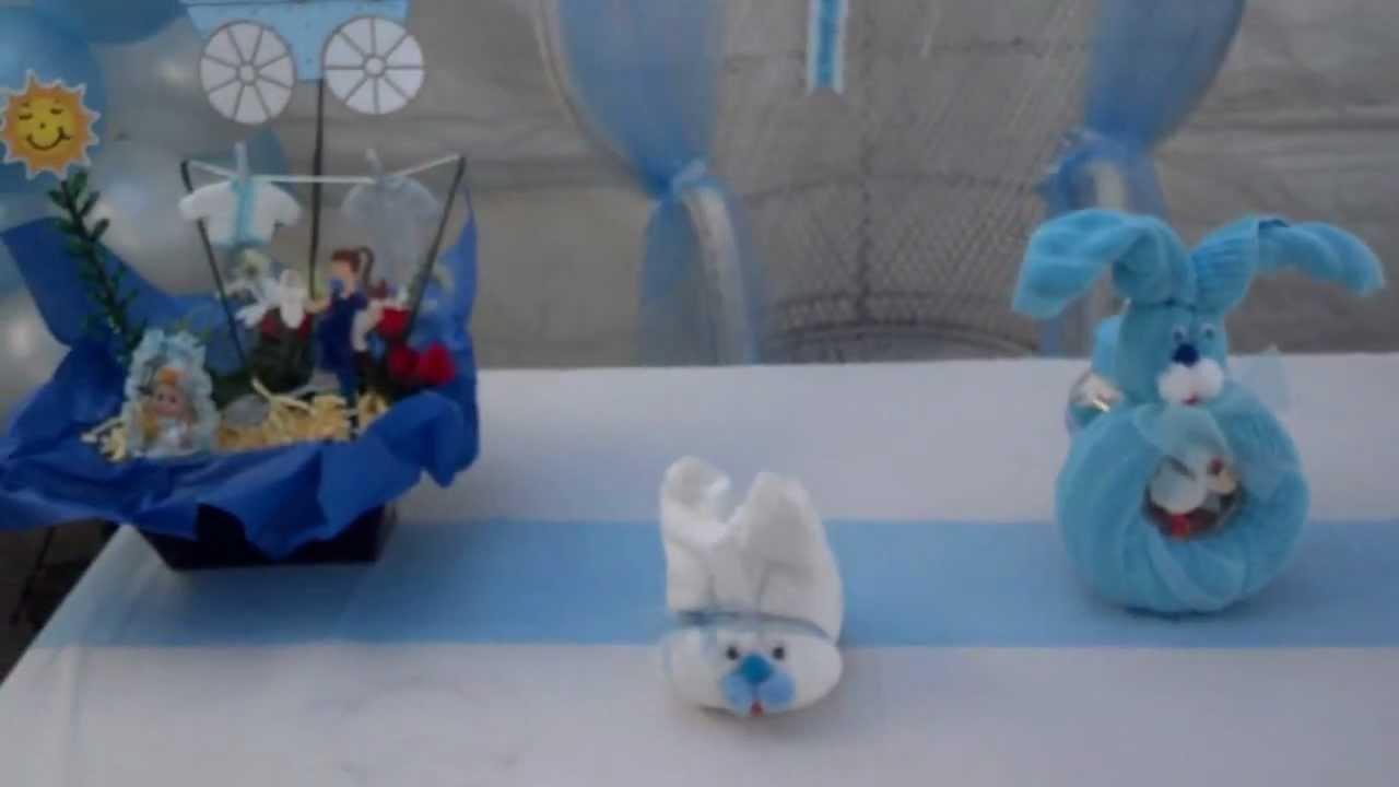 Video De Los Arreglos Del Baby Shower De Yesenia 10 13 12