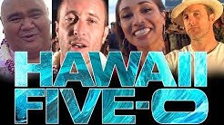 Hawaii Five-0 Sunset on the Beach: Premiere der 8. Staffel in Waikiki