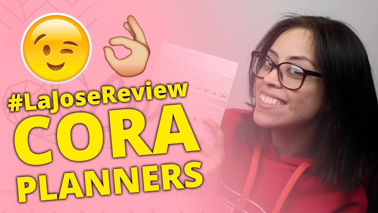 review insert y stickers de cora planners youtube. Black Bedroom Furniture Sets. Home Design Ideas